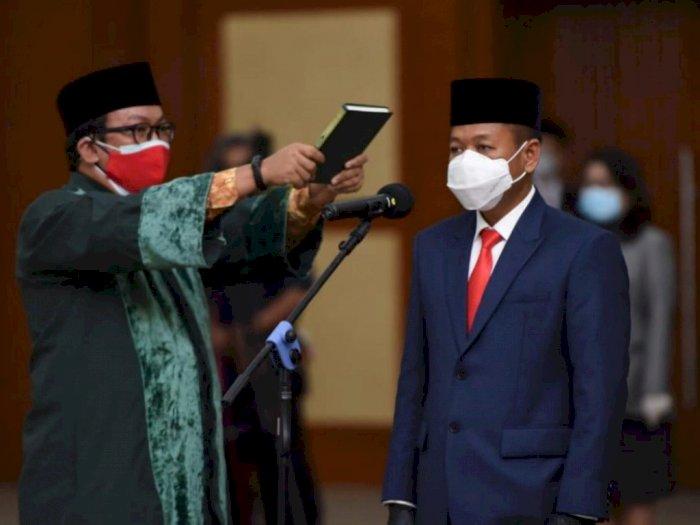 Muryanto Amin Resmi Jadi Rektor USU Periode 2021-2026