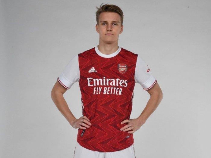 Martin Odegaard Diiming-imingi Status Pemain Permanen Arsenal Jika Beradaptasi Baik