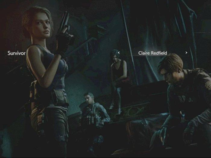 Begini Gameplay Perdana Dari Game Resident Evil RE: Verse, Agak-agak Gimana Gitu Sih...
