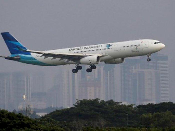 Pesawat Garuda Indonesia dan Batik Air Mendarat Darurat di Bandara Adi Soemarmo, Ada Apa?