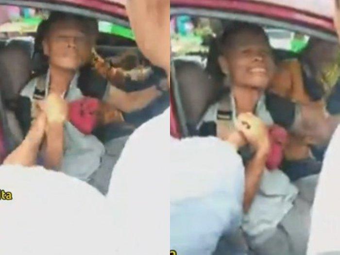 Fakta Lurah Bawa Istri Orang dalam Mobil, Tetap Senyum saat Wajahnya Ditinju Suami Sah