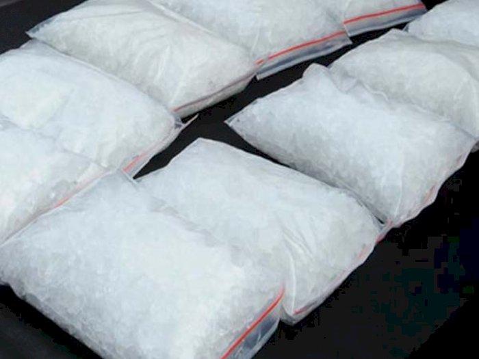 Lilik dan Dika Diamankan Petugas di Simalungun karena Punya Sabu 6,37 gram