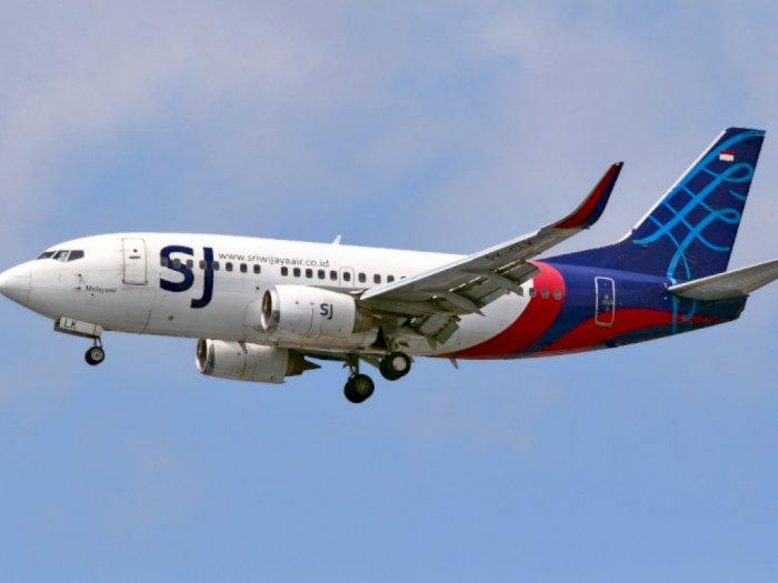 KNKT Sebut Pesawat Sriwijaya SJ-182 Tak Pecah di Udara