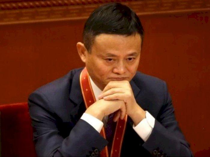 Jack Ma Tak Lagi Masuk di Daftar Pemimpin Teknologi Media Tiongkok, Dikeluarkan Sepihak