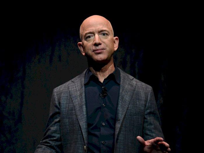Jeff Bezos Resign dari Jabatannya Sebagai CEO Amazon di Akhir Tahun Ini!