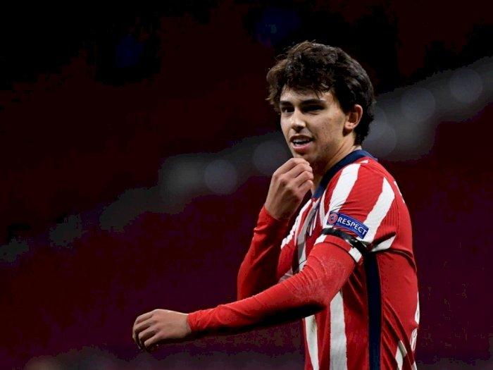 Atletico Madrid Konfirmasi Joao Felix Positif Covid-19