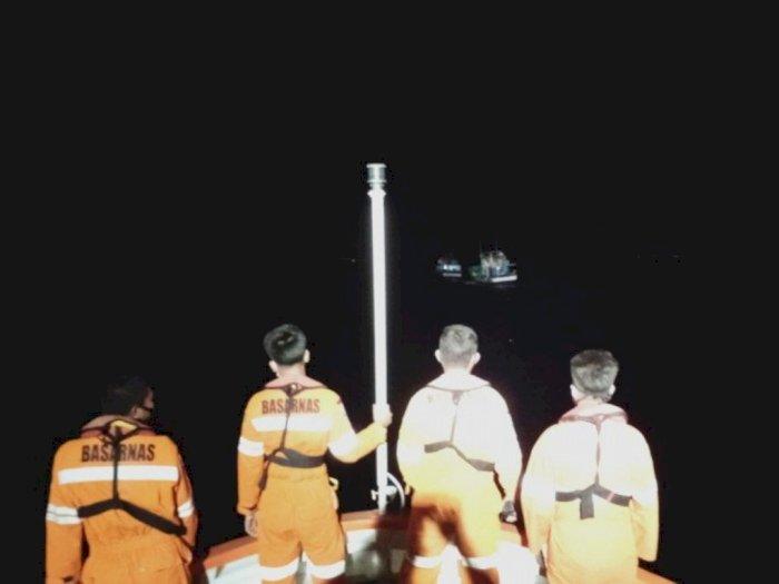 Dua Kapal Bantu Selamatkan KM Inka Mina 778 yang Alami Kerusakan Mesin di Perairan Siko