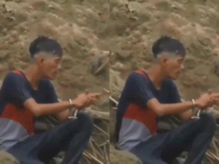 Aksi Kejar-kejaran Polisi Tangkap Pelaku Pungli dan Penganiayaan Supir Truk di Medan