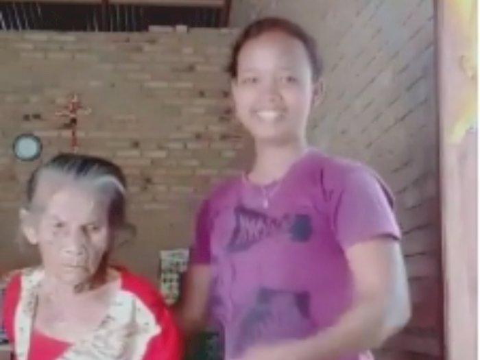 Viral Cewek Ajak Neneknya Goyang Tiktok, Habis Dihujat Netizen