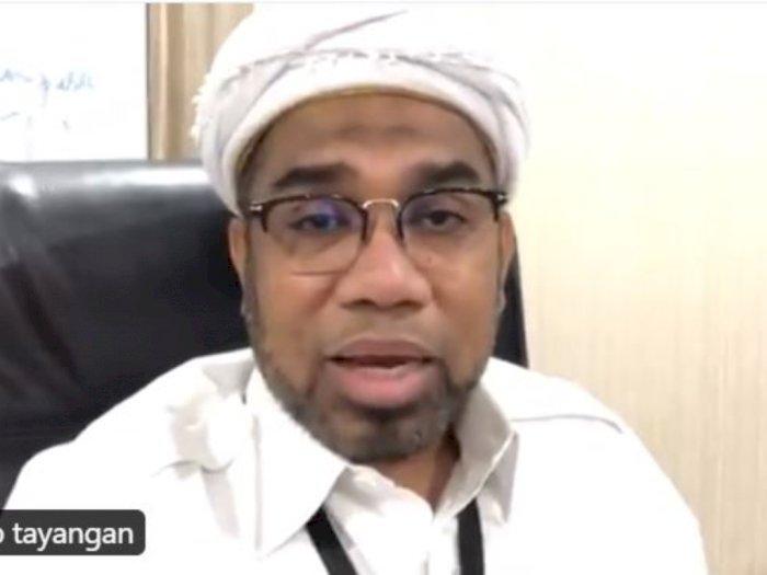 Astaga! Ali Mochtar Ngabalin Umumkan Positif COVID-19, 'Tuhan Sayang Sama Saya'