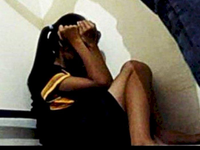 Gadis Salehah 14 Tahun Diperkosa Pemuda Biadab, Dicecoki Pil Sampai Mabok dan Pingsan