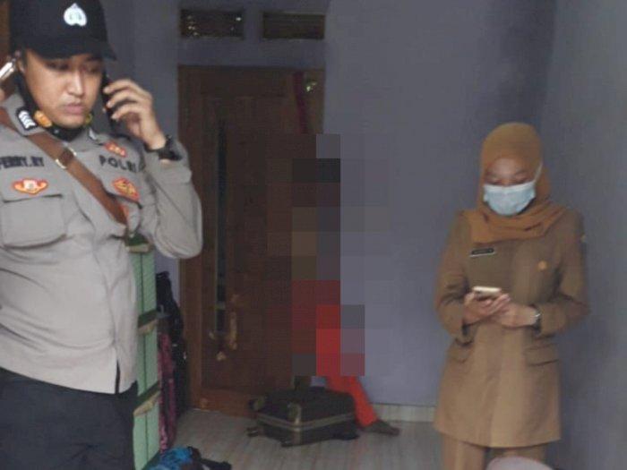 Sendiri di Rumah, Pemuda Ini Ditemukan Tewas Gantung Diri Setelah Ikut Ronda