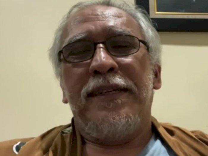 Iwan Fals Berani Kritik Pemerintah Jika Diangkat Jadi Anggota DPR, 'Ups Keceplosan Dah'