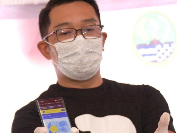 Sumber Pendapatan Dijamin Negara, Ridwan Kamil Ajak ASN Bantu UMKM yang Terdampak Pandemi