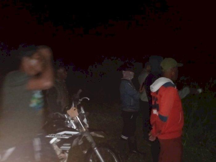 Pencari Rumput Ternak di Agam Hilang, Tapi Belum Pasti Buaya Menyerang Korban