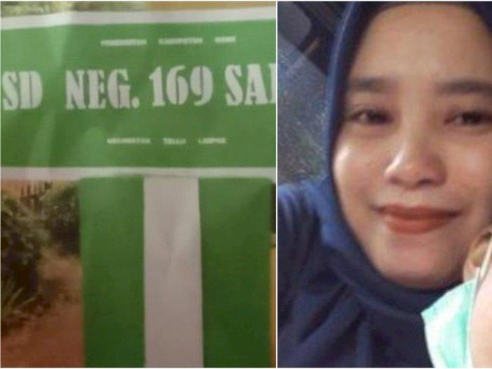 Terungkap, Hervina Guru Honorer yang Digaji Rp700 Ribu Per 4 Bulan, Sakit Kanker Payudara