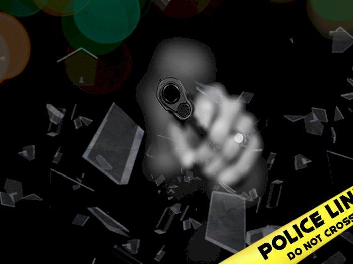 Seorang Prajurit TNI Luka Terkena Rekoset Peluru Saat Baku Tembak dengan KKB
