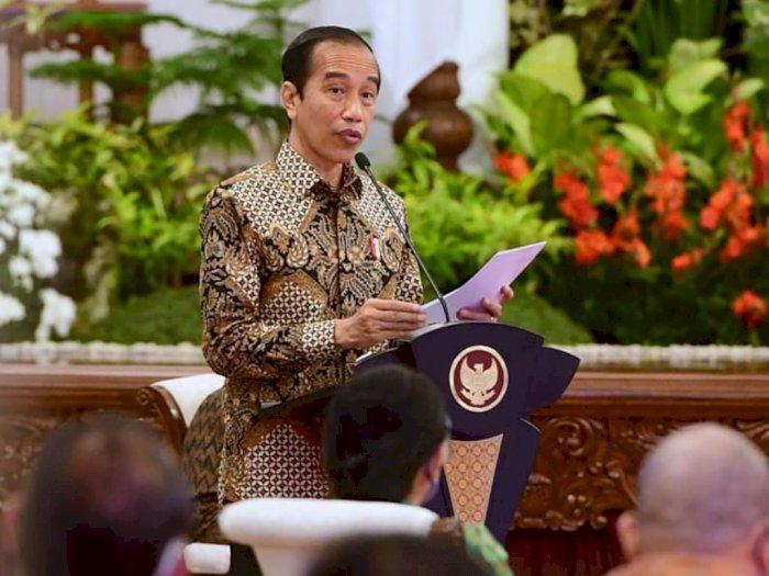 Presiden Jokowi Sebut UU ITE Bisa Direvisi Jika Tak Berikan Rasa Keadilan Bagi Masyarakat