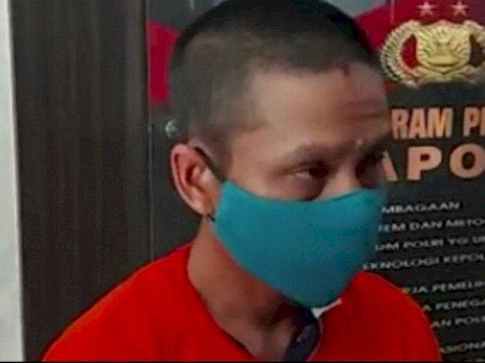 Sebelum Terbongkar Hamili Anak Gadisnya, Ayah Kandung di Bogor Pura-pura Jadi Suami