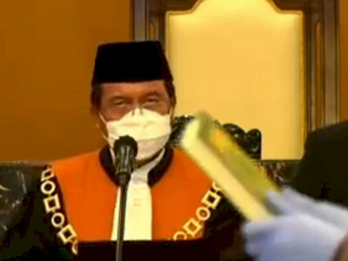 Ketua MA Akui Temukan Hikmah Persidangan di Tengah Pandemi COVID-19