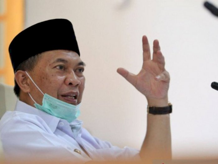 Kompol Yuni Nyabu, Wali Kota Bandung: Jangan Main-main dengan Narkoba, Bahaya Laten!