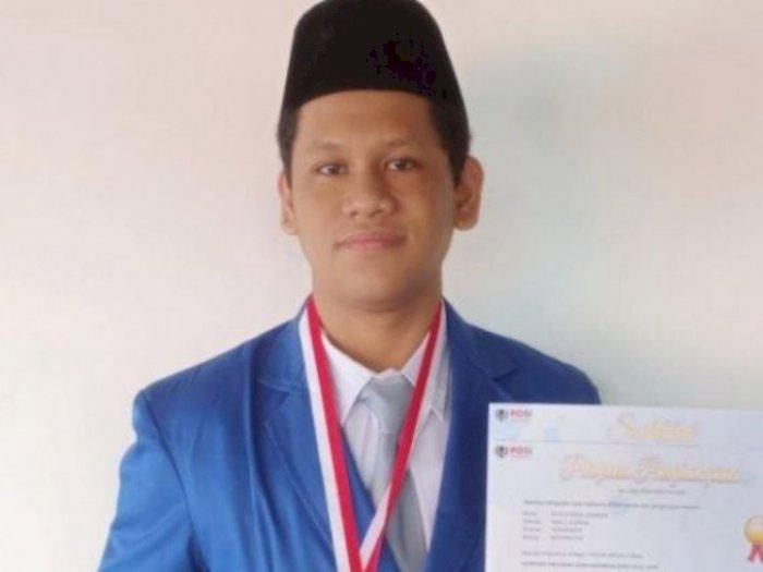 Bangga! Siswa Asal Sleman Raih Medali Emas Olimpiade Asesmen Kompetisi Minimum Nasional