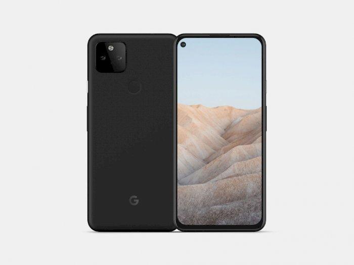 Bocoran Pertama Google Pixel 5a Beredar, Mirip Sekali dengan Pixel 4a 5G
