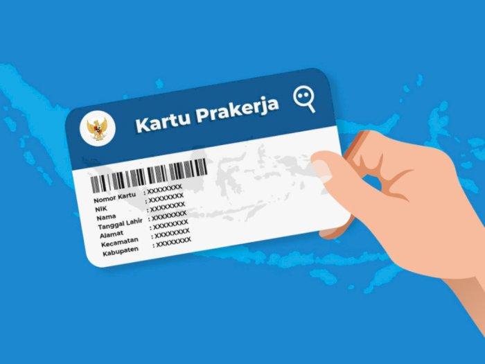 Pendaftaran Kartu Prakerja Gelombang ke-12 Dibuka, Kuotanya 600 Ribu