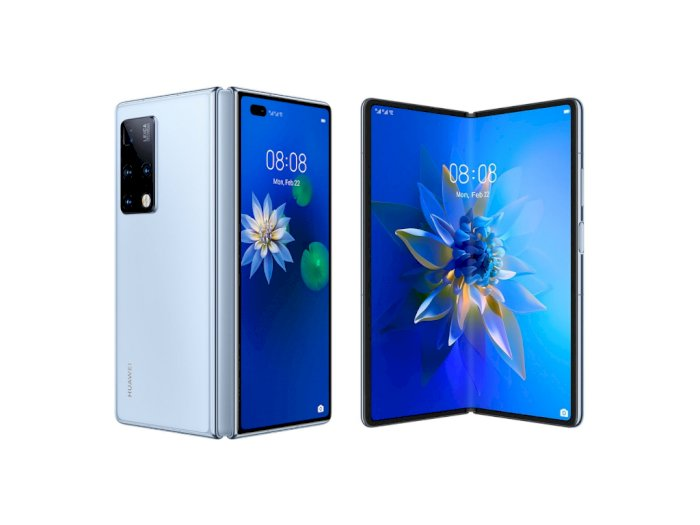 Huawei Mate X2 Resmi Diumumkan, Mirip Seperti Samsung Galaxy Z Fold 2!