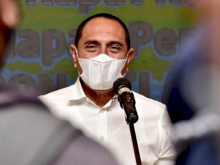 Kata Gubernur Edy Rahmayadi, 447 Km Jalan Provinsi di Sumut Menyengsarakan Rakyat