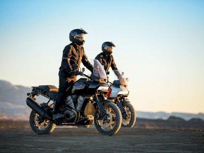 Mengikuti Langkah BMW dan Ducati, Harley-Davidson Luncurkan Motor Adventure Terbaru