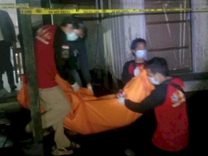 Mengerikan, Suami Tikam Istri di Depan Anaknya di Palangka Raya, Lalu Gantung Diri