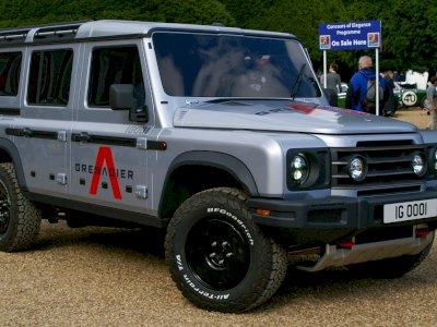 Mobil 4x4 INEOS Grenadier akan Masuk Fase Produksi
