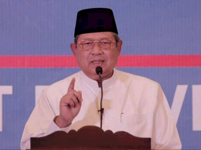 SBY Minta Usir Kader Demokrat yang Gentayangan Ingin Kudeta AHY