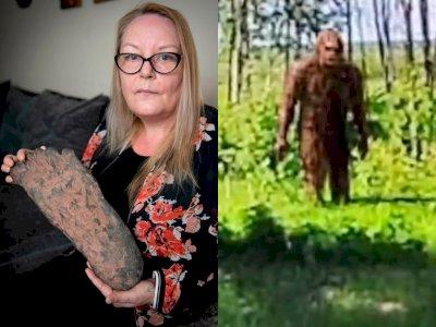 Wanita Ini Akui Pernah Bertemu Bigfoot di Semak-semak Taman saat Dirinya Masih Remaja