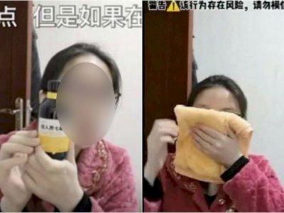 Dokter di Tiongkok Ini Viral Karena Pingsan saat Uji Coba Obat Sevofluran
