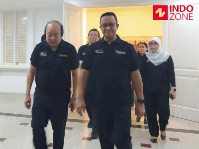 Anies Baswedan Dinilai Gagal Tangani Banjir, PSI Gulirkan Hak Interpelasi