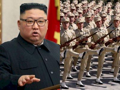 Kim Jong-un Tindak Tegas Militer Korut dan Tekankan Agar Pasukan Lebih Disiplin