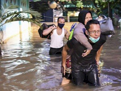 Seluruh Wilayah Jakarta akan Diguyur Hujan Hari Ini, BMKG: Waspada!