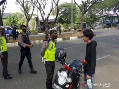 Pelanggar Prokes di Aceh Diberi Sanki Nyanyi Indonesia Raya hingga Menghapal Al Quran
