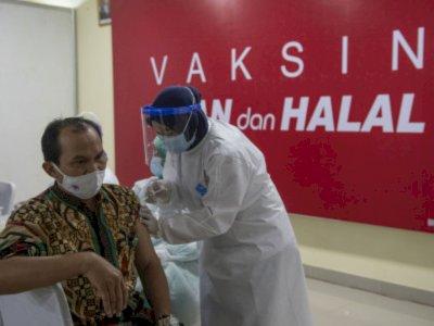 Update Corona Jakarta 25 Februari: Tambah 1.581, Total Jadi 334.239 Kasus