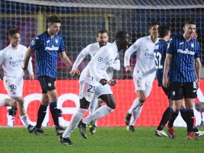 Liga Champions 2020/21: Gol Tunggal Ferland Mendy Menangkan Real Madrid di Markas Atalanta