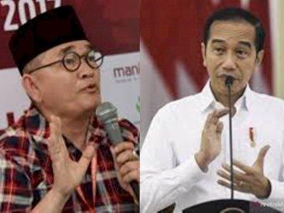 Polemik Kerumunan, Ruhut Sitompul Bela Jokowi, 'Jadi Ya Rasa Cinta Mereka Kepada Presiden'