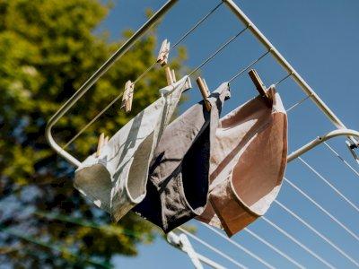 Tak Perlu Repot Mencuci, Pakaian Dalam Ini Bisa Bersih Tanpa Dicuci