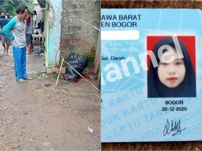Sosok Gadis Bercelana Doraemon yang Mayatnya Ditemukan di Kantong Sampah