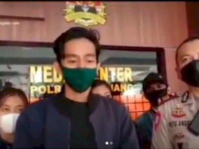 Sempat Viral Lalu Diperiksa Polisi, 4 Remaja yang Berjoget di Tengah Jalan Minta Maaf