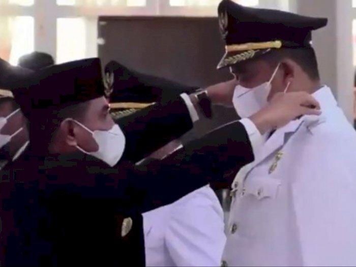 Pesan Eks Jubir KPK Buat Para Kepala Daerah yang Dilantik, 'Jangan Berkhianat dan Korupsi'