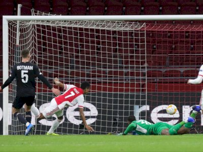 Hasil Liga Europa: Ajax, Rangers dan Villarreal Mantapkan Agregat