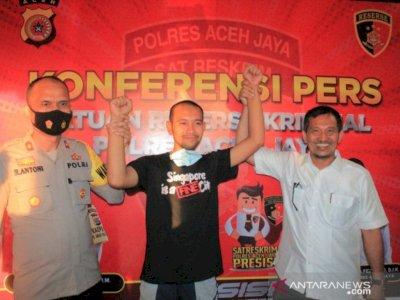 Pemuda Perakit Senjata Api di Aceh Akhirnya Dibebaskan Polisi