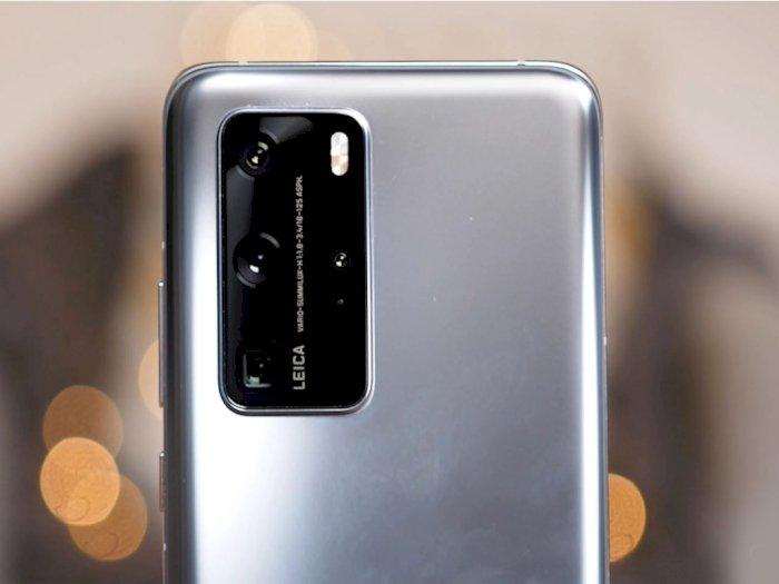 Rumor: Huawei P50 Series Jadi yang Pertama Gunakan Sensor Kamera IMX800
